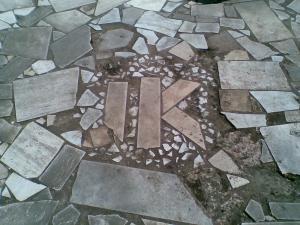 K-Logo mosaic