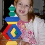 Mira, six years old