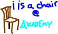 i is a chair at Akademy