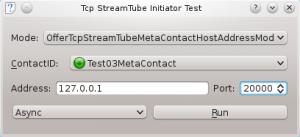 More StreamTube Parameters