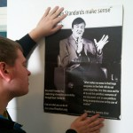 Stephen Fry on DFD Poster 2012