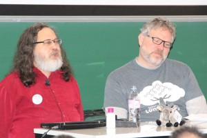 Tom Marble interviews Richard Stallman