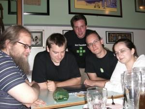 Meeting in Stuttgart