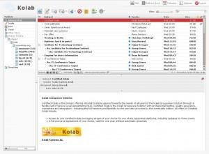 Kolab Webmail