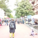 FSFE booth on the right