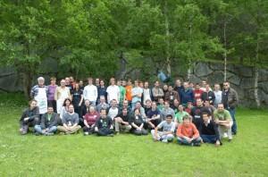 Group picture Randa meeting 2011