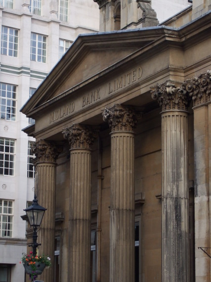 Birmingham's mercantile architecture