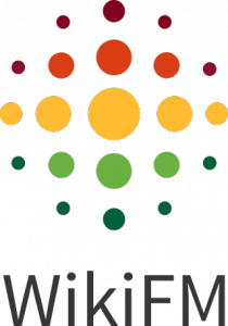 The WikiFM Logo