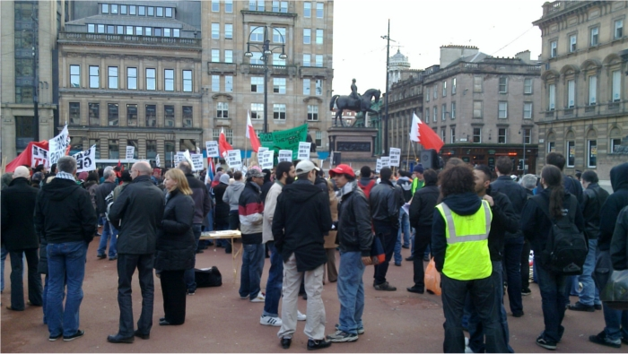 St. Georges Square, Glasgow