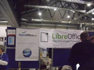 OpenOffice.org-LibreOffice-Gemeinschaftsstand