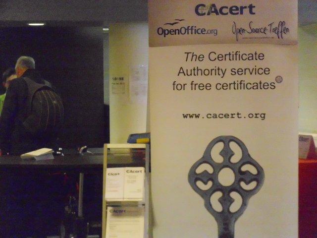 Apache OpenOffice auf der T-DOSE 2012