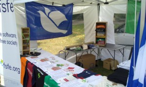 Unser Stand - 2. Foto