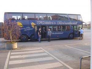 Der Doppeldeckerbus